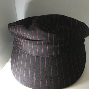 Cotton On Accessories - NWT Striped Bailey Baker Boy Hat ec6aff65689